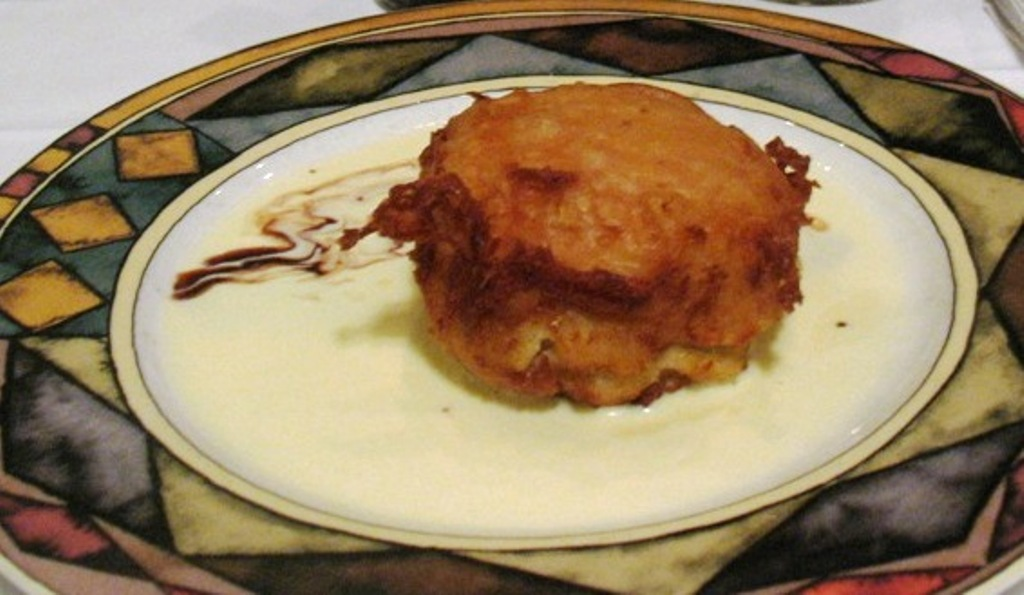 Thanh Long fried ice cream