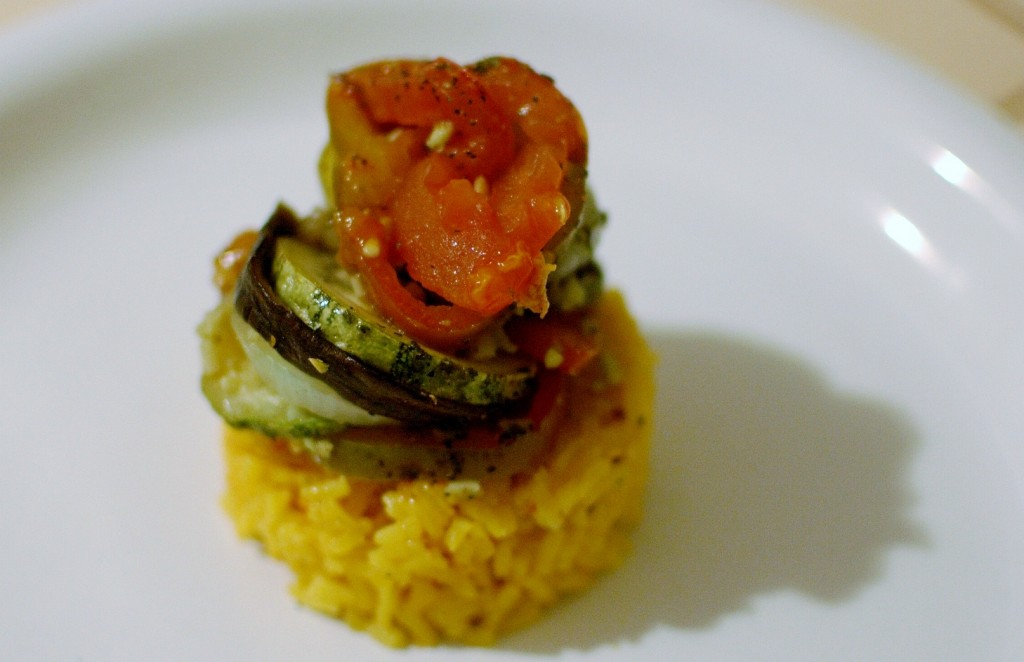Baked Ratatouille