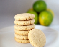 Refreshing Lime Cooler Cookies