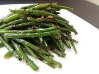 Szechuan French Green Beans